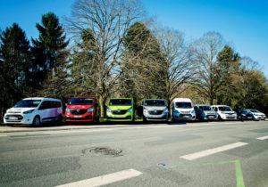 Flotte véhicules Titi Floris - voitures d'occasion