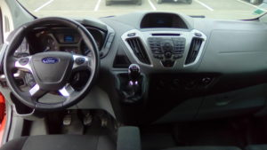 Ford Transit Kombi TPMR